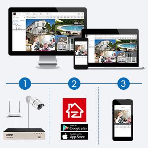 Easy Remote Access & Control
