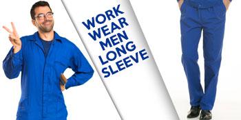 Men Long Sleeve workwear