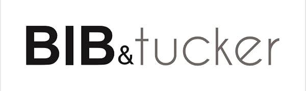 bib & tucker shaving cream and brushes logo