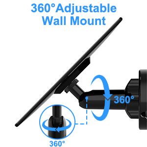 360° Wall Mount