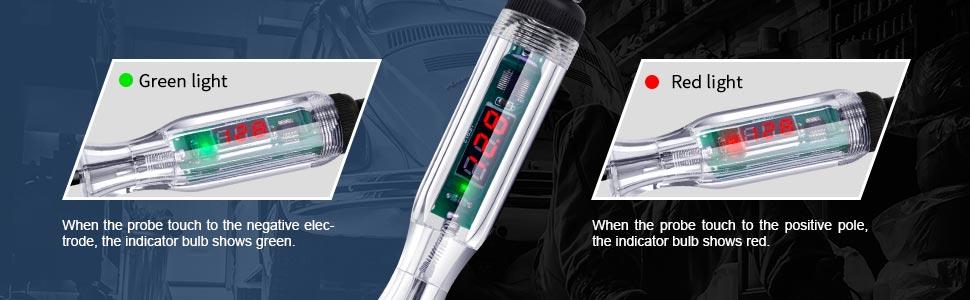 led automotive test light