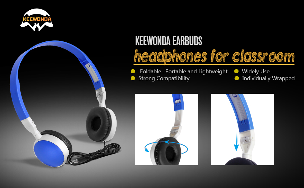 kids bulk headphones