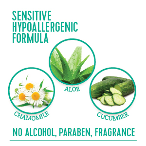 Sensitive Hypoallergenic Formula