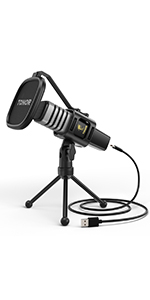 USB condenser microphone kit