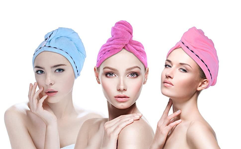 BEoffer Hair Towels