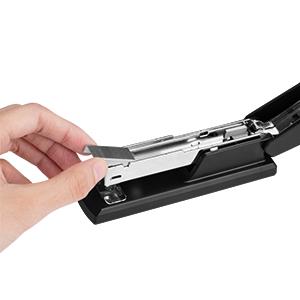 Spring-Loaded Stapler For Swift Refills