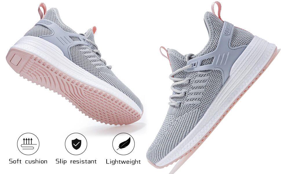 go run women black sneakers for women  gym women's walking shoes tennis  running nursing shoes