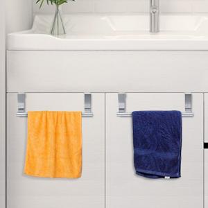 towel holder over the door