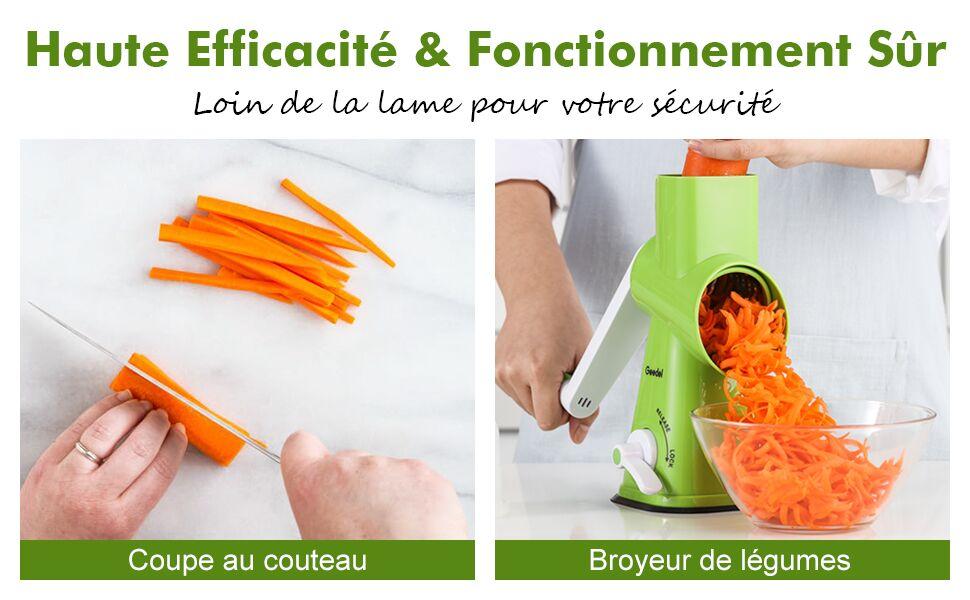Broyeur de légumes