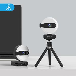 1.Webcam with Tripod