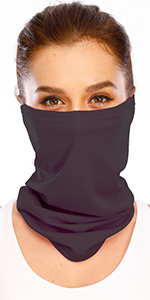 Bandanas Neck Gaiter Scarf Face Protection Magic Scarf Headwear for Outdoors, Festivals, Sports