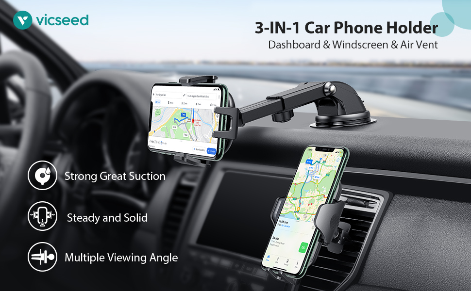 VICSEED Car Phone Mount