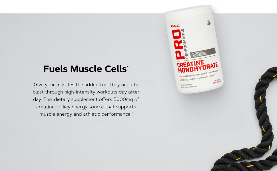 Fuels Muscle Cells.*