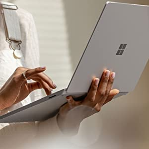 Surface Laptop 3 platinum