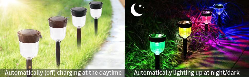 pathway lights outdoor