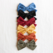 quality baby hair bow clips