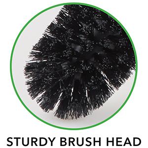 Sturdy Brush Head