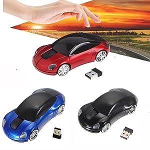 Cool Sport Car Mouse