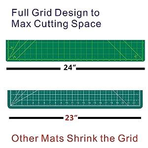 Arts, Crafts & Sewing 300 220 3mm Cutting Mat A4 PVC Cutting Mat ...