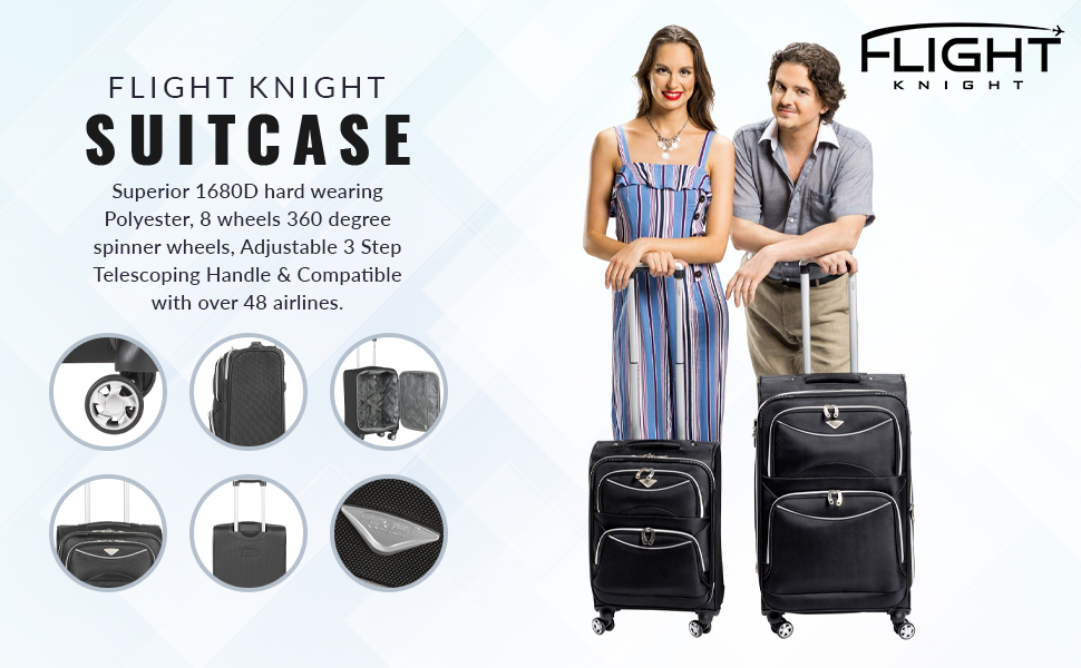 VIRGIN ATLATIC HAND LUGGAGE