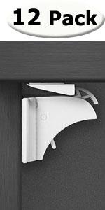 Magnetic Cabinet Locks