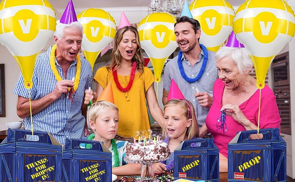 fortnite chug jug mystery boxes for boys fortnite birthday party favors fortnite bags