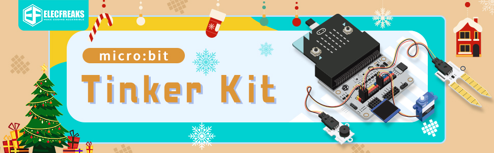 micro:bit tinker kit for kid