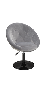 duhome accent chair desk chair