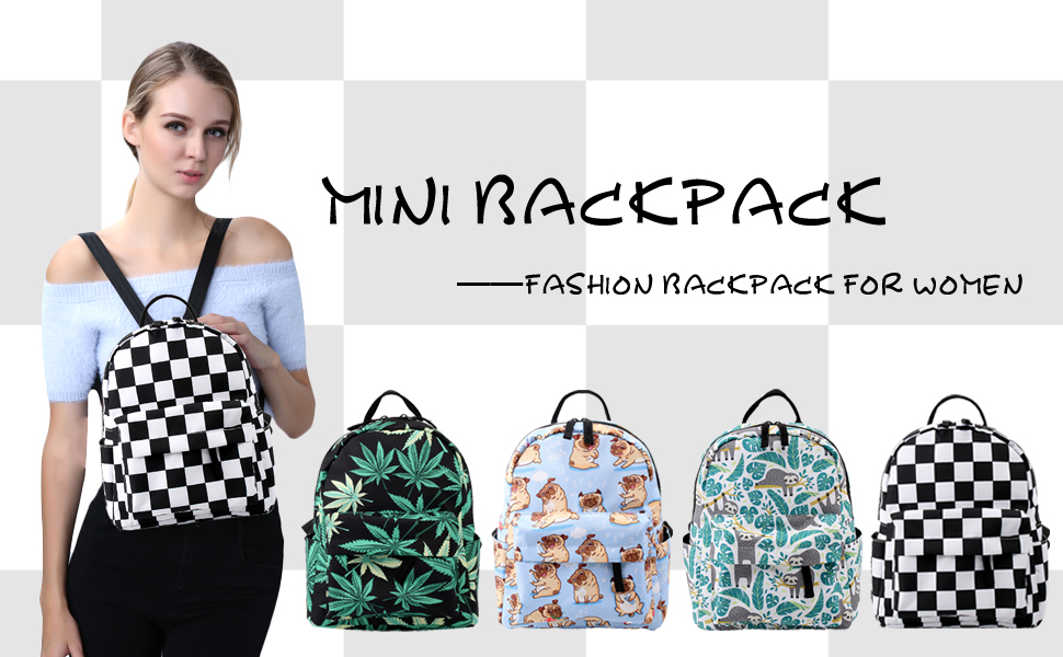 Mini Backpack for Women