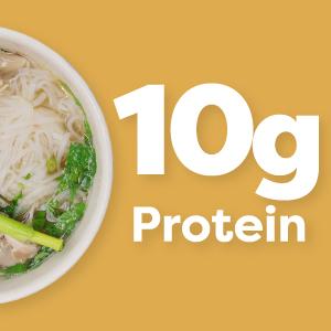 10g Protein