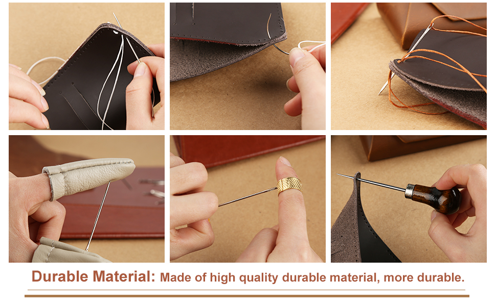 Leather Sewing Kit