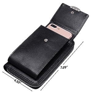 perfect phone purse