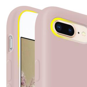 SURPHY Funda para iPhone 8 Plus iPhone 7 Plus Silicona Case ...