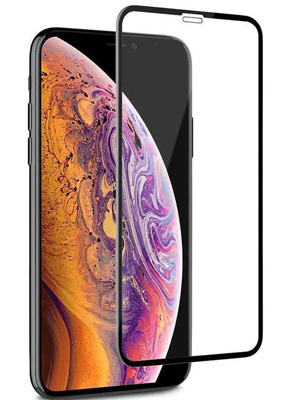 Premium Edge to Edge Full Screen Coverage Tempered Glass For Apple iPhone XR