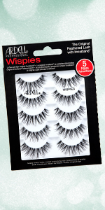 Ardell Wispies Multipack, 5 Pairs