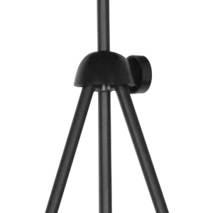 modern mid century tripod floor lamp shelf tall standing lihgt bedroom living room decor dimmable