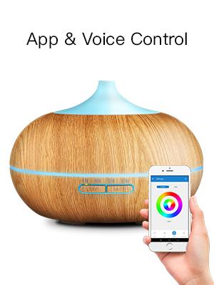 diffuser wifi Google diffuser humidifier Wifi wi-fi diffuser Wifi diffuser Essential Oil Diffuser