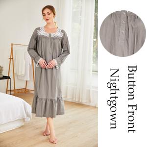 Ladies nightgown make you elegant