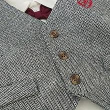 Famuka Baby Anz/üge Baby Junge Taufanzug Hochzeit Partei Babybekleidung Set