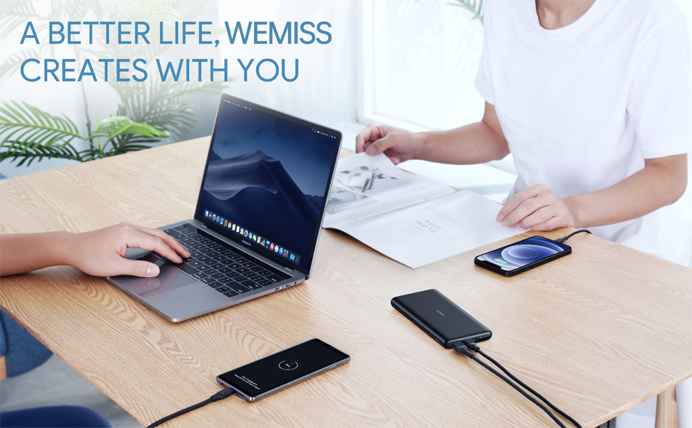 A Better life  with WEMISS
