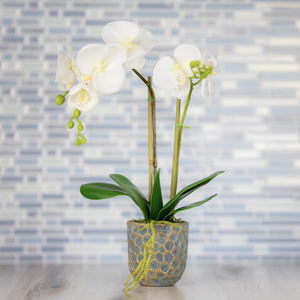 artificial phalaenopsis orchid, orchids artificial, artificial orchids flowers