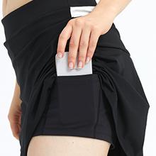 golf skirt with pocket