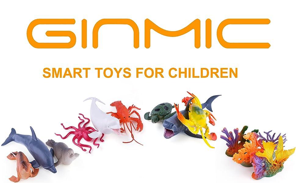 kids ocean animals kit