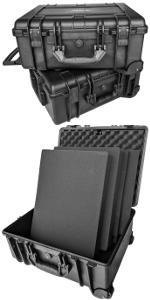 8 canister wheele hand 4 cell ammo case-club cannister rifle universal ten case-cruzer drone snub