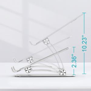 Aluminum Laptop Riser