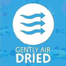 Air dried dog treats