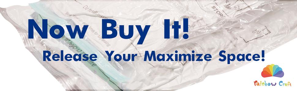 come to buy space saver bag