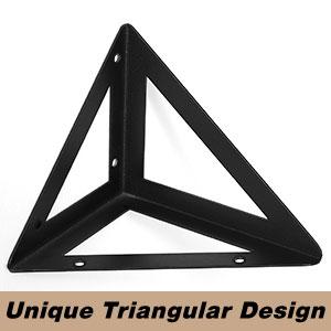 Unique Triangular Design