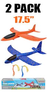 2 Slingshot Airplane