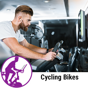 cycling bikes workout touch-screen wipes